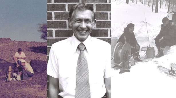 James Duncan Crone: Geophysicist, BASc, P.Eng, 1929-2011
