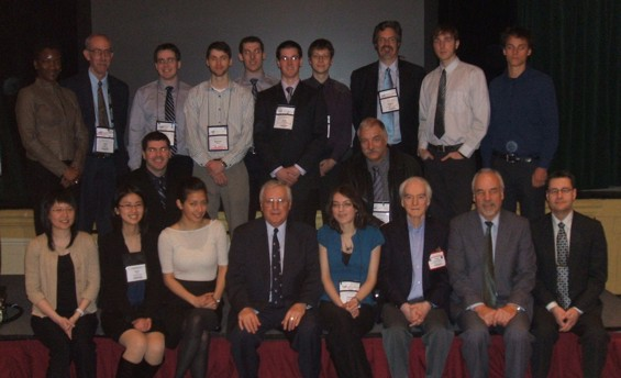 KEGS Foundation, KEGS and Don Salt Scholarship Recipients with Foundation Directors at 2011 KEGS  Breakfast